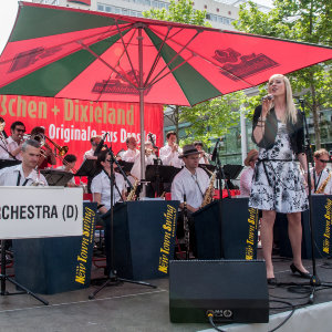 Dixieland Festival Dresden 2011 - New Town Swing Orchestra