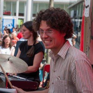 Dixieland Festival Dresden 2011 - Rhythmusgruppe
