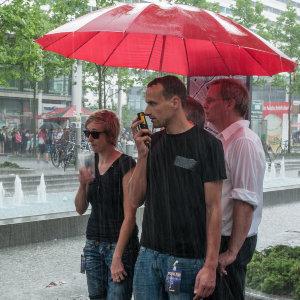 Dixieland Festival Dresden 2011 - Monsun in Dresden