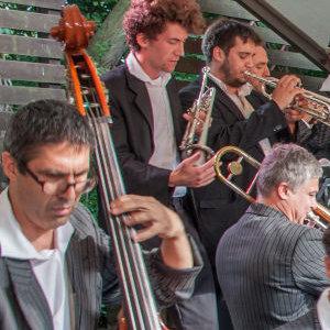 Schlössernacht Dresden 2012 - New Town Swing Orchestra